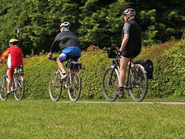 Push Bike Riding